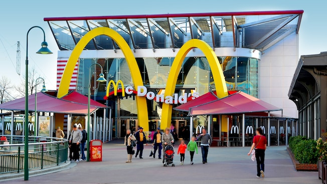McDonald\'s | Ristoranti Disneyland Paris | Disneyland Paris