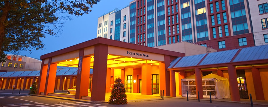 Disney 39 s hotel new york h tels disneyland paris disneyland paris - Prix chambre hotel disney ...